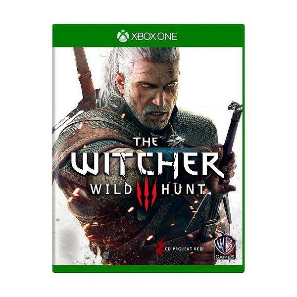 THE WITCHER 3 WILD HUNT XBOX ONE USADO