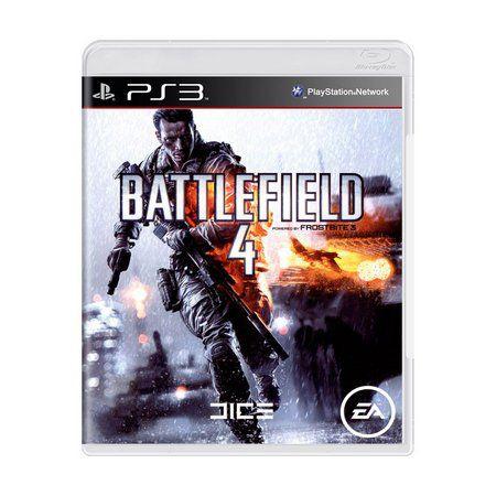 BATTLEFIELD 4 PS3 USADO