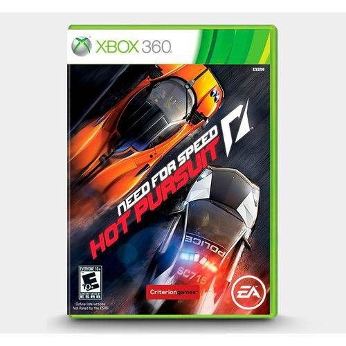 NEED FOR SPEED HOT PURSUIT X360 USADO