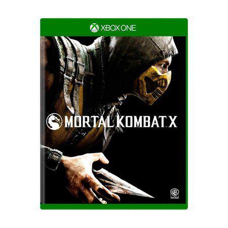 MORTAL KOMBAT X XBOX ONE USADO