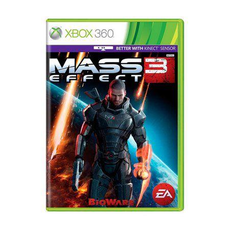 MASS EFFECT 3 XBOX 360 USADO