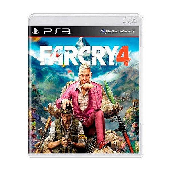 FAR CRY 4 PS3 USADO