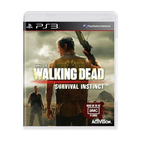 THE WALKING DEAD SURVIVAL INSTINCT PS3 USADO