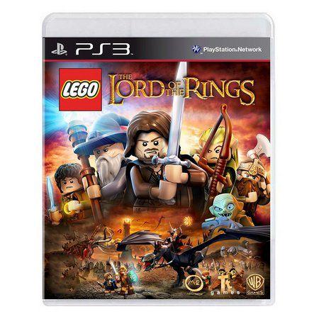 LEGO O SENHOR DOS ANÉIS PS3 USADO