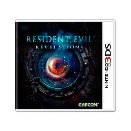 RESIDENT EVIL REVELATION 3DS USADO