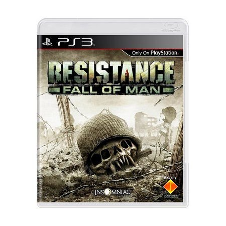 RESISTANCE FALL OF MAN PS3 USADO
