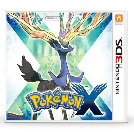 POKEMON X 3DS USADO