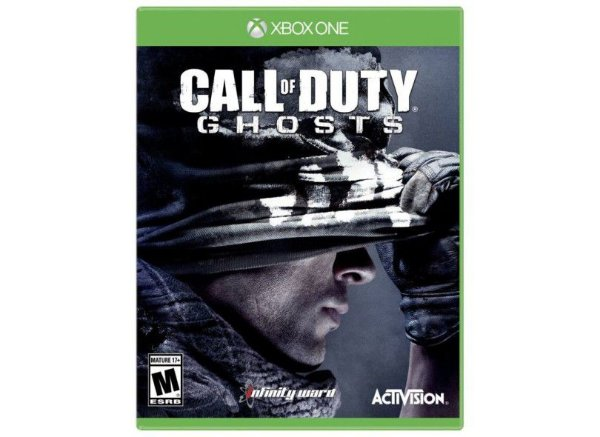 CALL OF DUTY GHOSTS XBOX ONE USADO