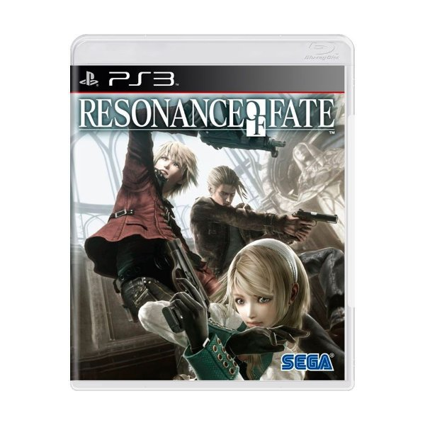 RESONANCE OF FATE PS3 USADO