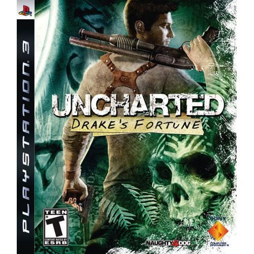 UNCHARTED DRAKES FORTUNE PS3 USADO