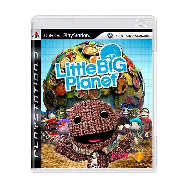 LITTLE BIG PLANET PS3 USADO