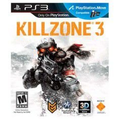 KILLZONE 3 PS3 USADO