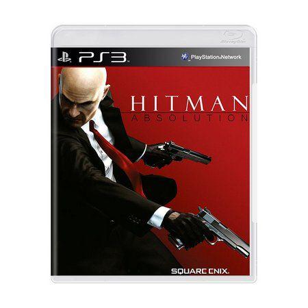 HITMAN ABSOLUTION PS3 USADO