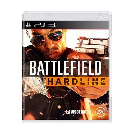 BATTLEFIELD HARDLINE PS3 USADO