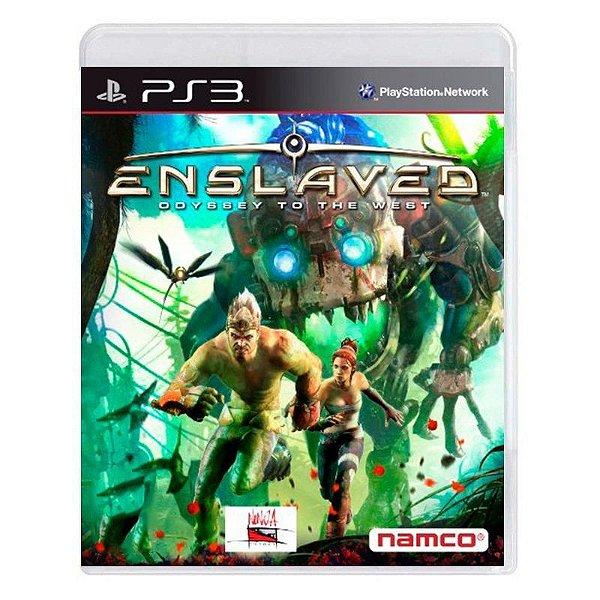 ENSLAVED PS3 USADO
