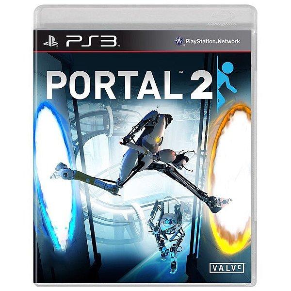 PORTAL 2 PS3 USADO