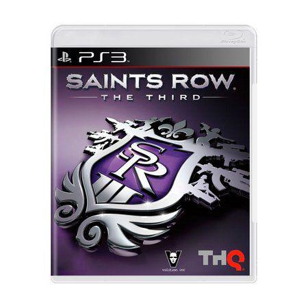 SAINTS ROW THE THIRD PS3 USADO