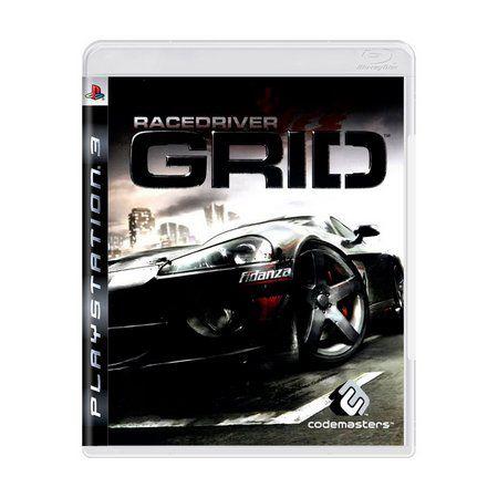 GRID PS3 USADO