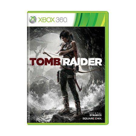 TOMB RAIDER XBOX 360 USADO