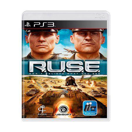 RUSE PS3 USADO