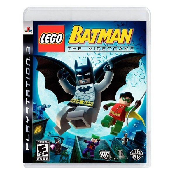 LEGO BATMAN PS3 USADO