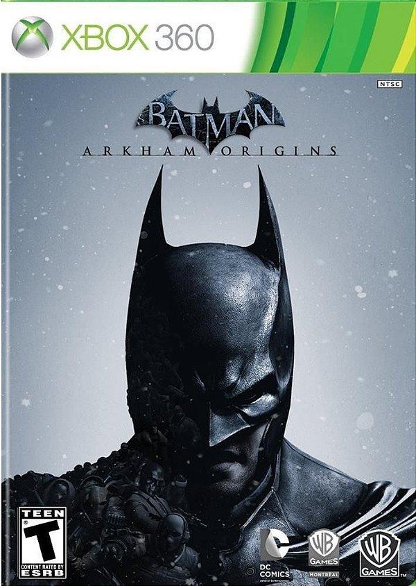BATMAN ARKHAM ORIGINS XBOX 360 USADO