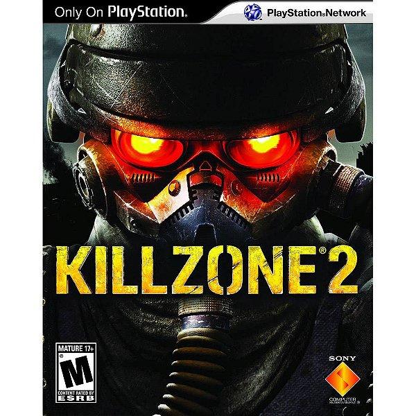 KILLZONE 2 PS3 USADO