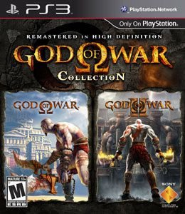 GOD OF WAR COLLECTION PS3 USADO