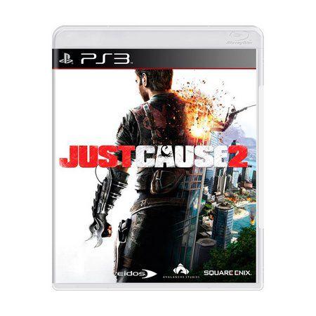 JUST CAUSE 2 PS3 USADO