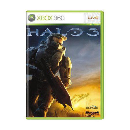 HALO 3 XBOX 360 USADO