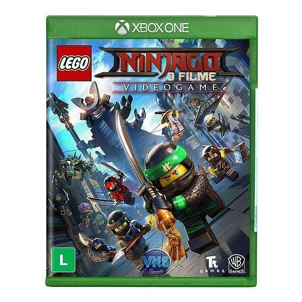 LEGO NINJAGO O FILME VIDEOGAME XBOX ONE USADO