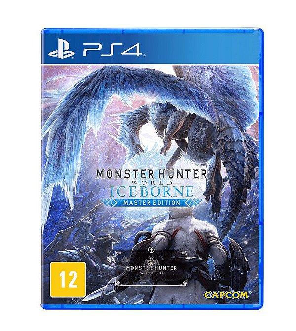 MONSTER HUNTER: ICEBORNE PS4 USADO