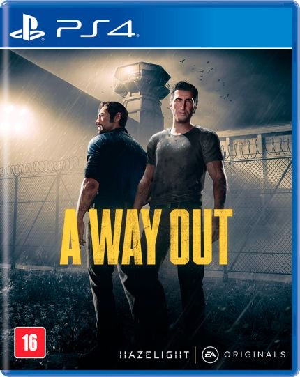 A WAY OUT PS4 BR