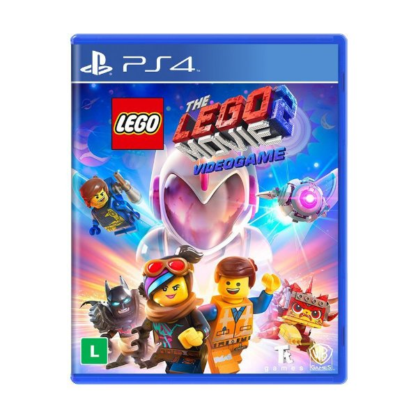LEGO UMA AVENTURA LEGO 2 PS4