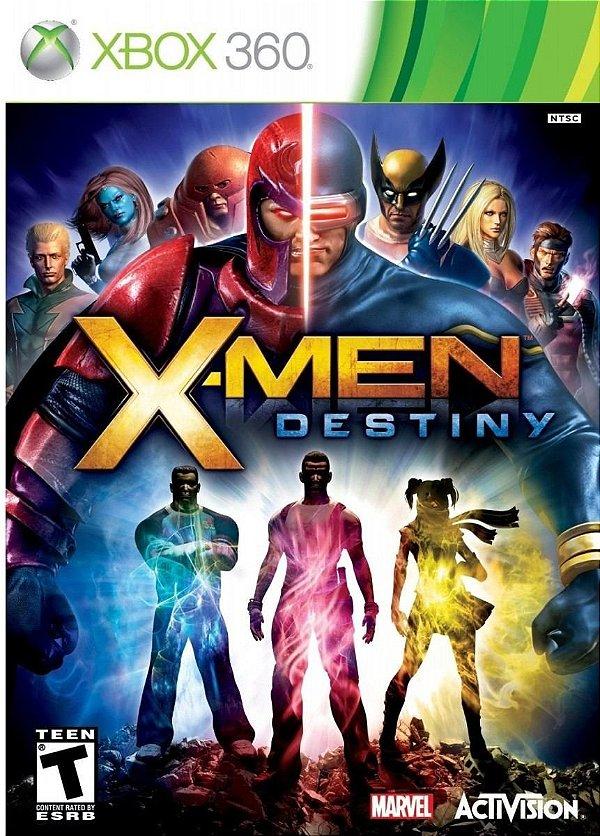 X-MEN DESTINY XBOX 360 USADO