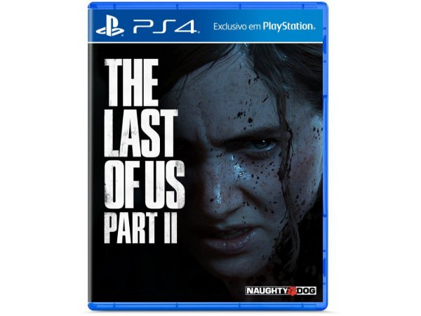 THE LAST OF US PART II PS4 USADO