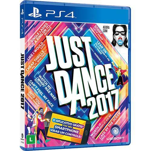 JUST DANCE 2017 PS4 USADO
