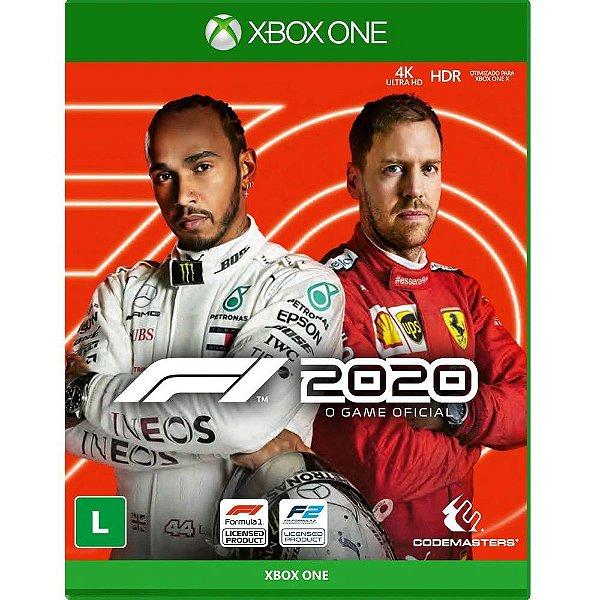 F1 2020 O GAME OFICIAL XBOX ONE