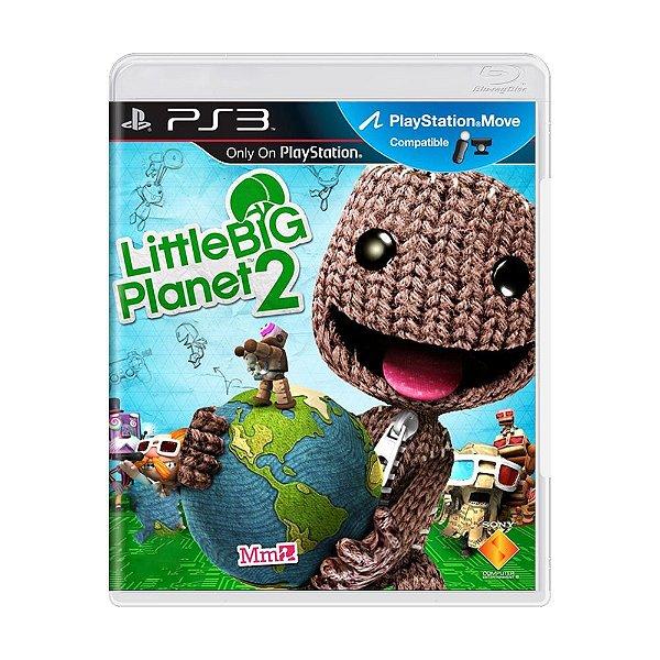 LITTLE BIG PLANET 2 PS3 USADO