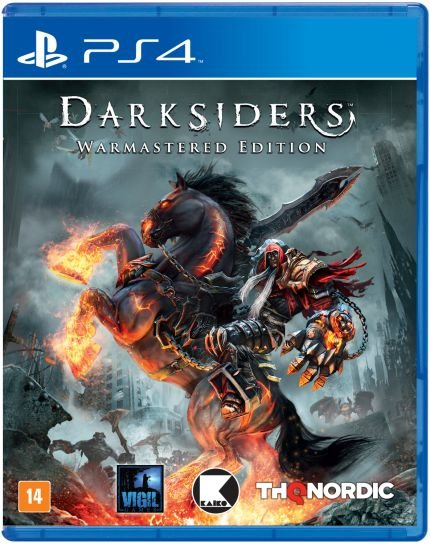 DARKSIDERS PS4 USADO