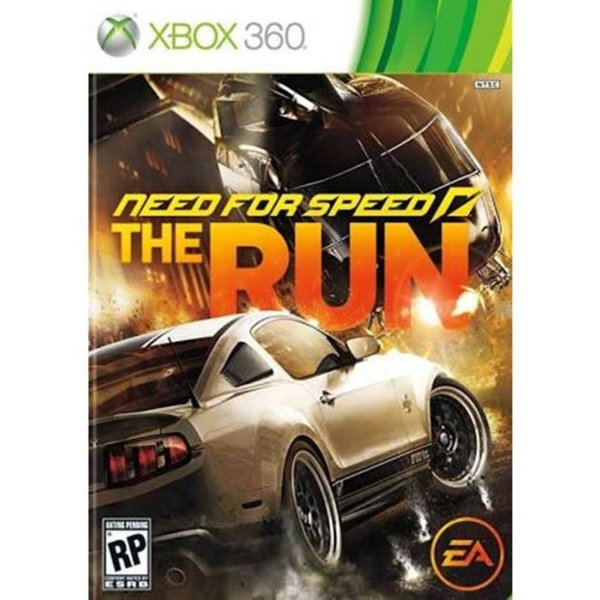 NEED FOR SPEED THE RUN X360 USADO