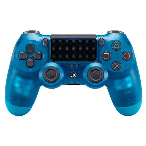CONTROLE DUALSHOCK 4 CRYSTAL BLUE
