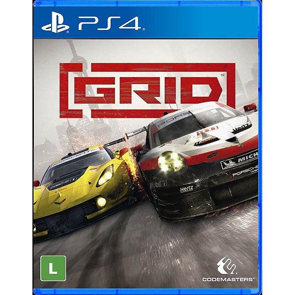 GRID PS4 USADO