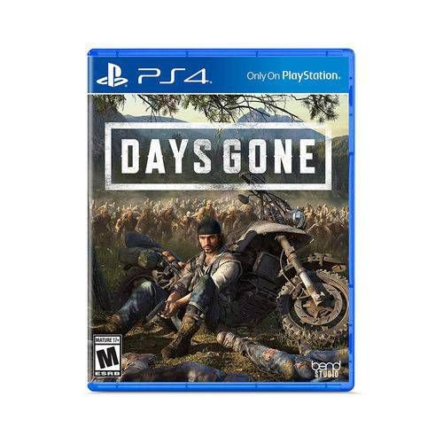 DAYS GONE PS4 COM 3 MESES DE PS+