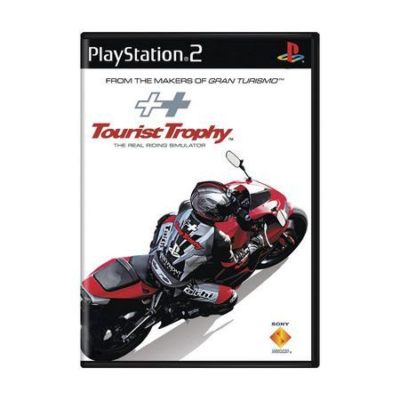 TOURIST TROPHY PS2 USADO