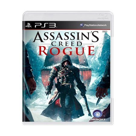 ASSASSINS CREED ROGUE PS3 USADO
