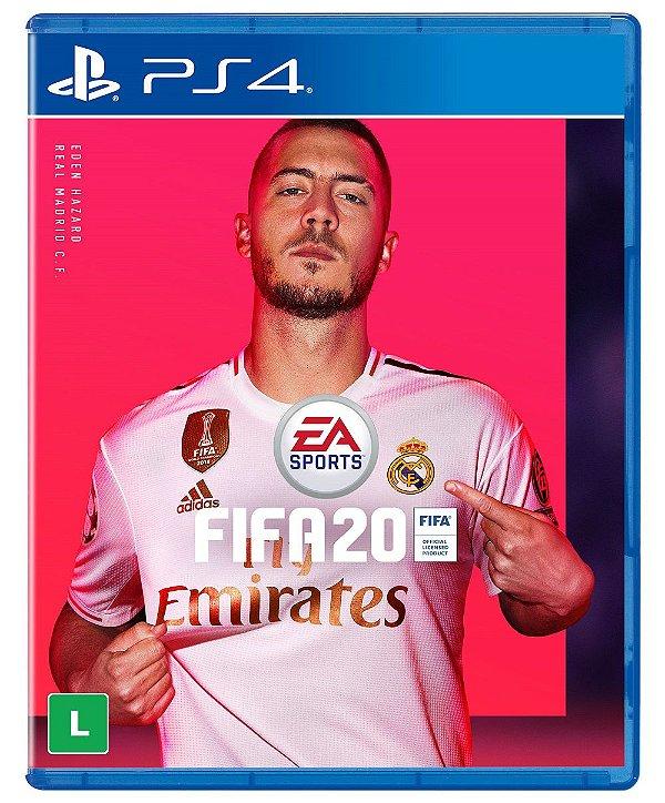 FIFA 20 PS4 BR USADO
