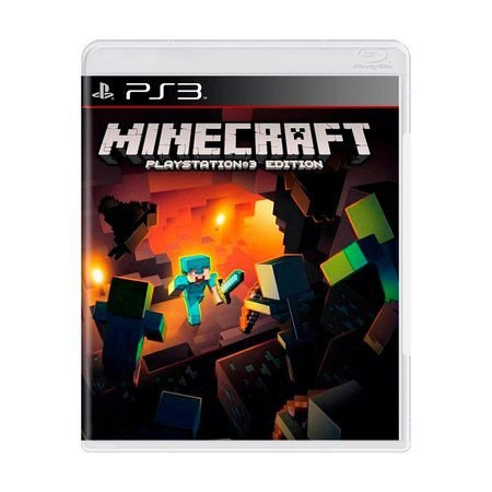 MINECRAFT PS3 USADO