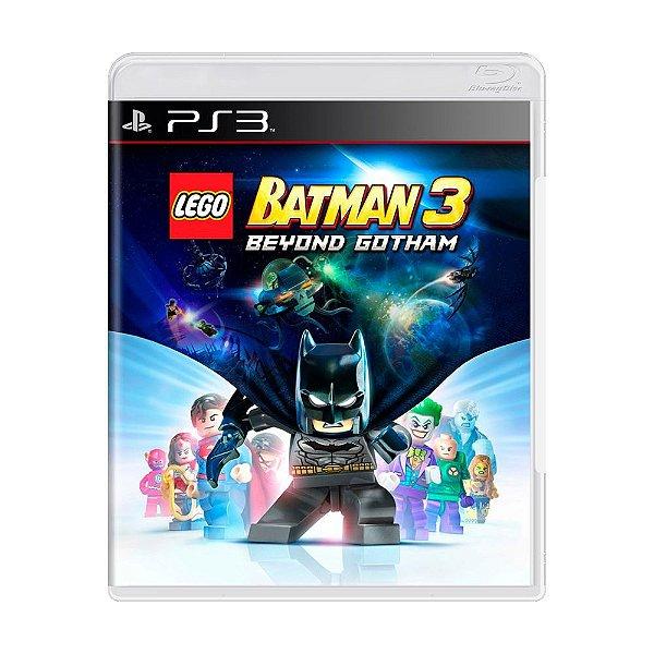 LEGO BATMAN 3 PS3 USADO