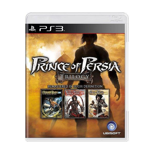 PRINCE OF PERSIA TRILOGY PS3 USADO